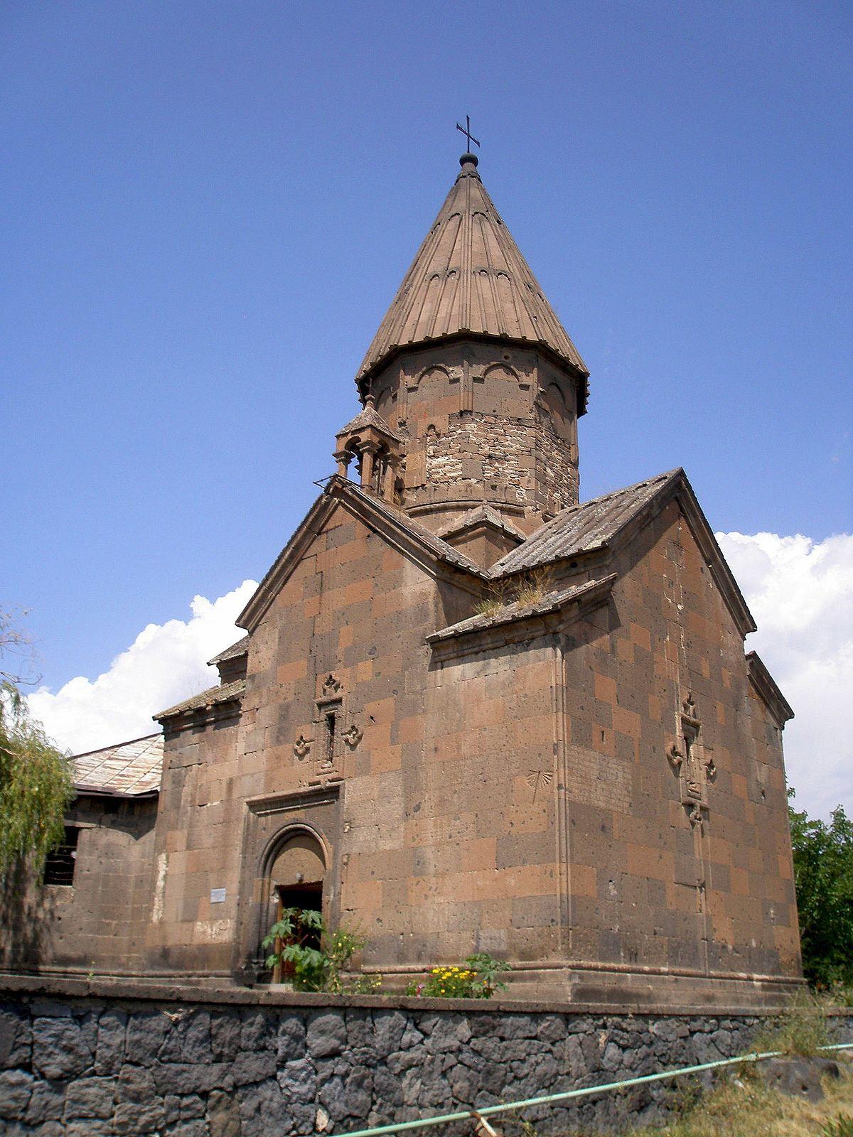Saint Marianeh Church Ashtarak Wikipedia