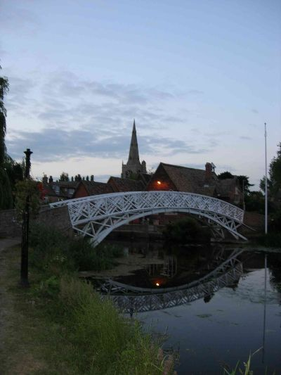 Godmanchester Chinese Bridge - Wikipedia