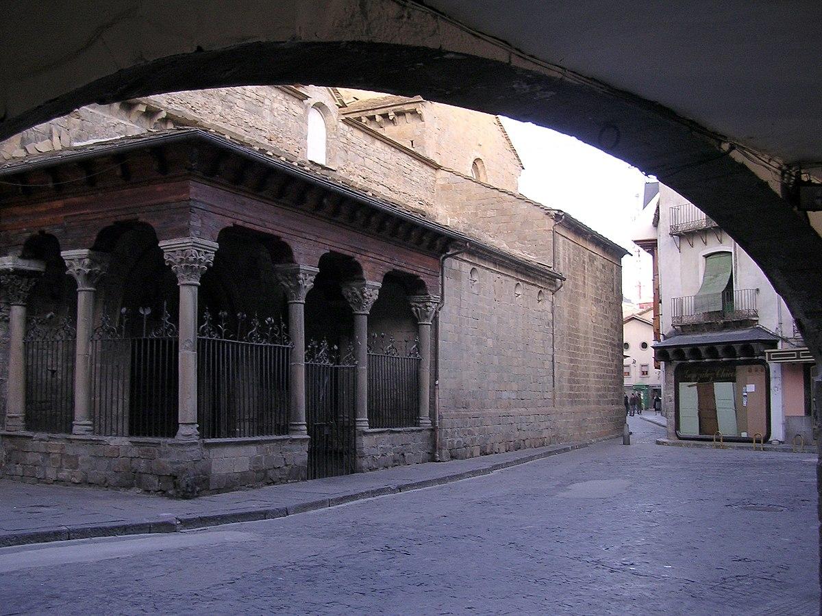 Jaca Cathedral Wikipedia