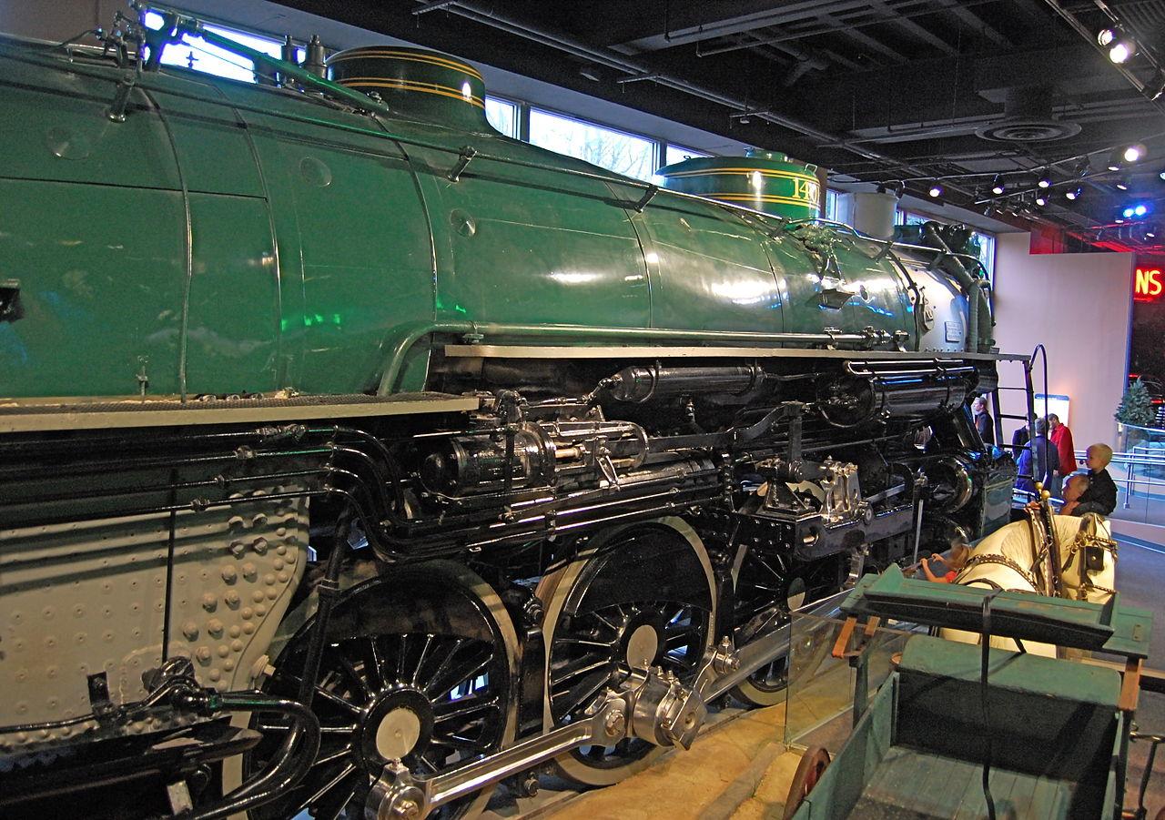 File:Steam Locomotive, Southern Railway 1401.JPG ...