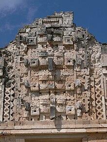 Mesoamerican Architecture Wikipedia