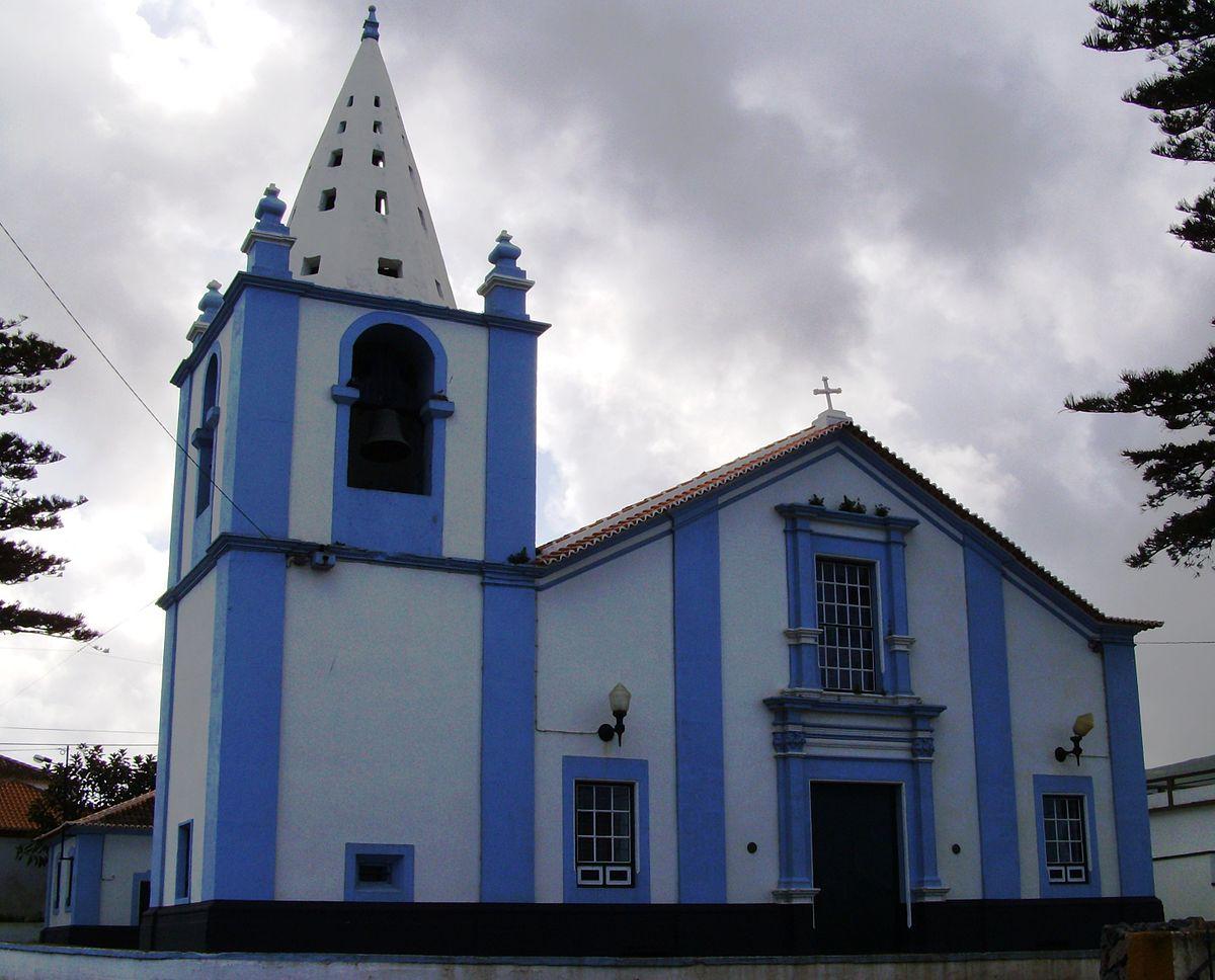 Igreja De Santa Catarina Cabo Da Praia Wikip 233 Dia A
