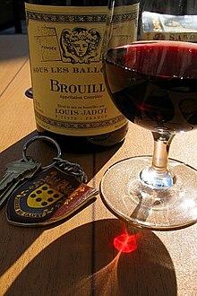 Beaujolais Wikipedia