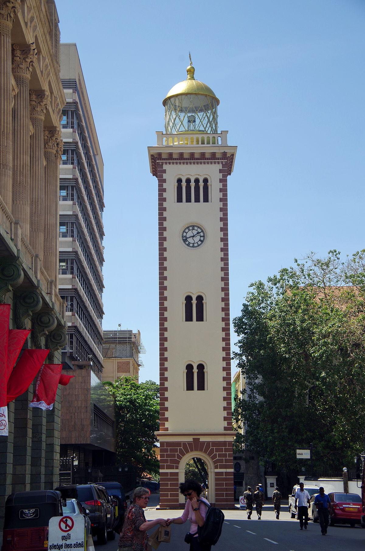 Old Colombo Lighthouse Wikipedia