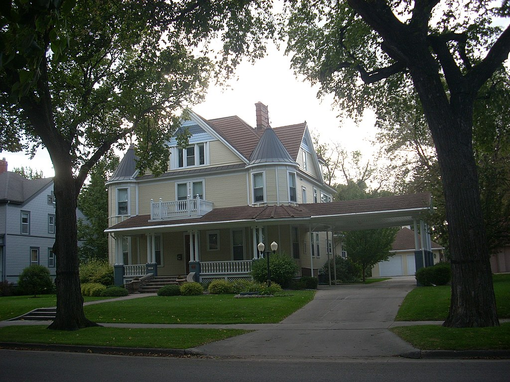 File Harriet And Thomas Beare House Grand Forks North