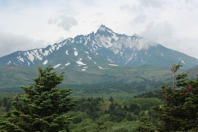 Mount Rishiri - Wikipedia