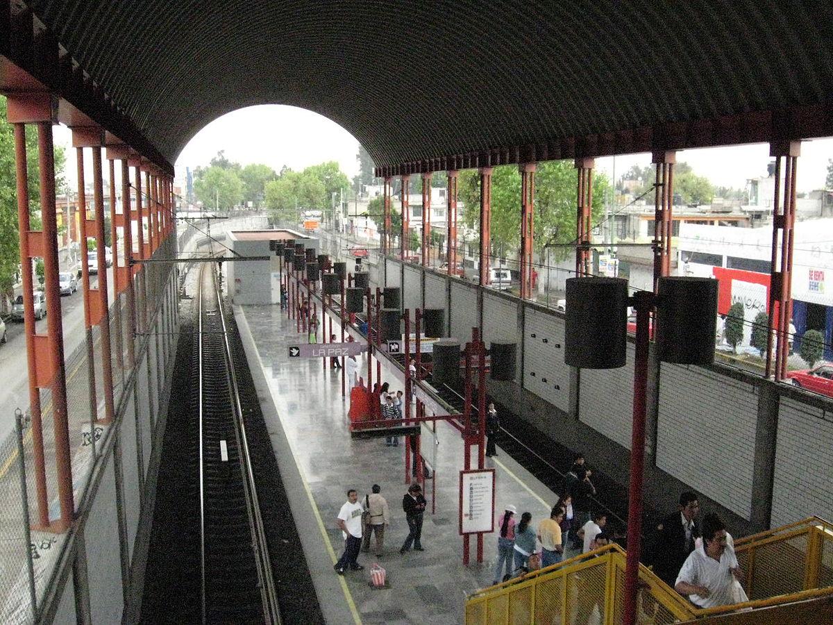 Metro Los Reyes Wikipedia
