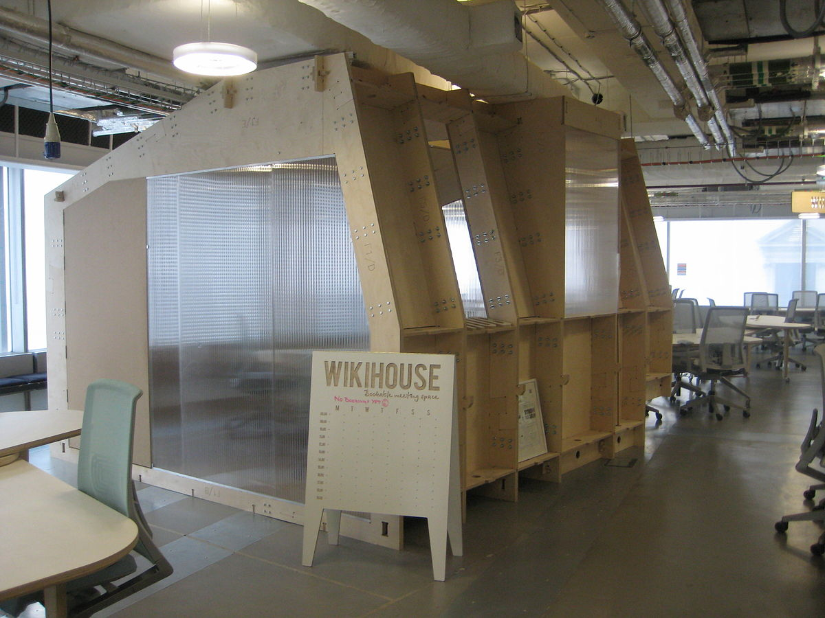Wikihouse Wikipedia