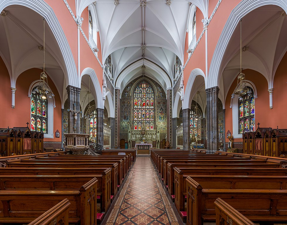 File St Patrick S Church Nave 2 Dundalk Ireland Diliff
