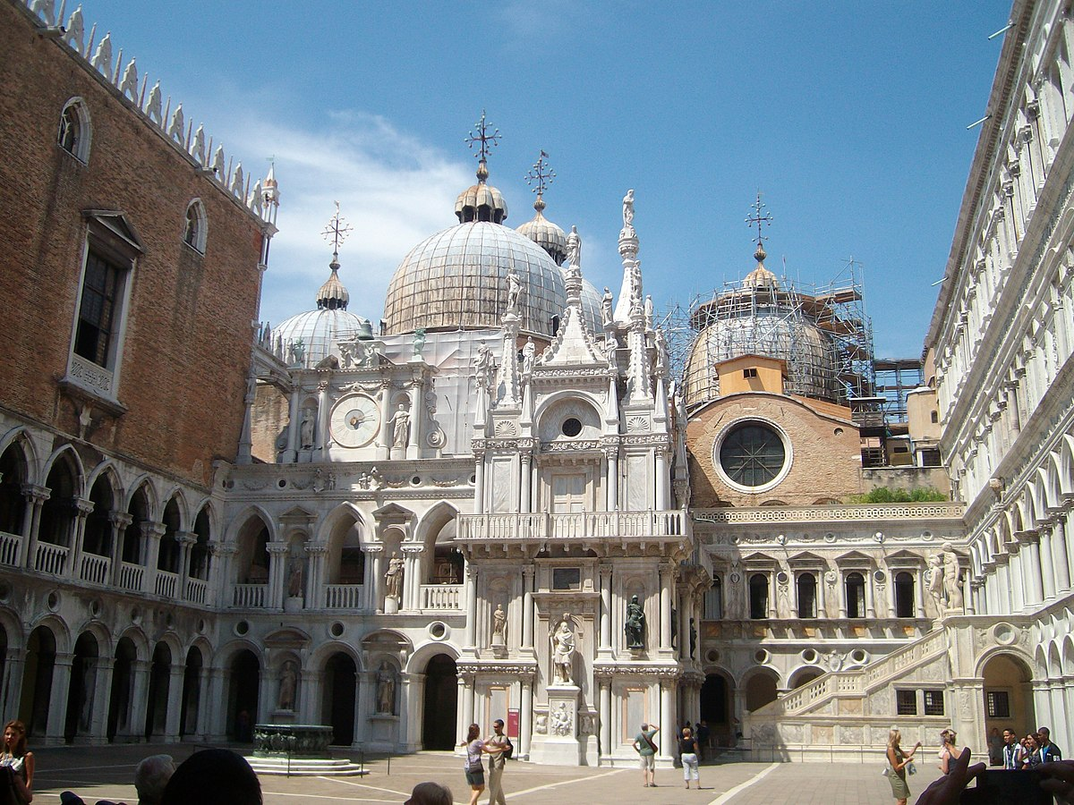 Renaissance Architecture In Venice Wikimedia Commons
