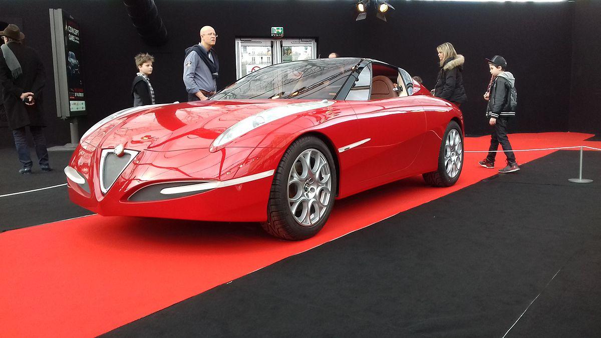 Alfa Romeo Vola Wikipedia