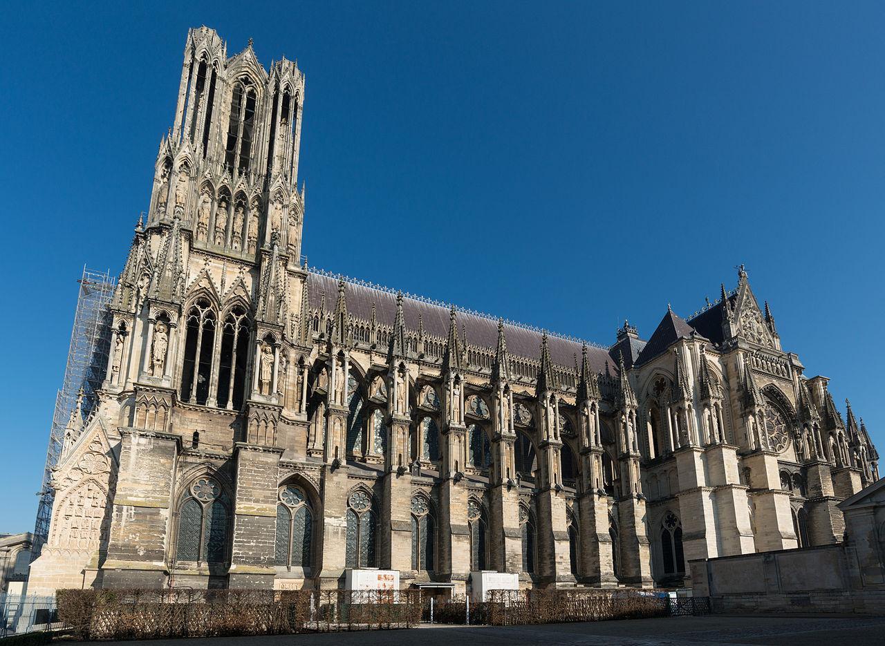 File Cath 233 Drale Notre Dame De Reims South View 20140306 2