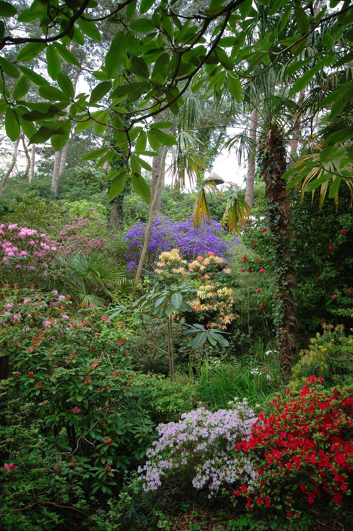 Compton Acres Garden Wikipedia