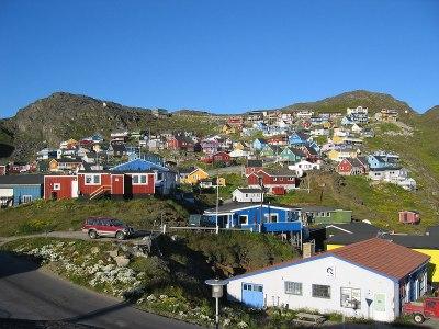Qaqortoq - Wikipedia