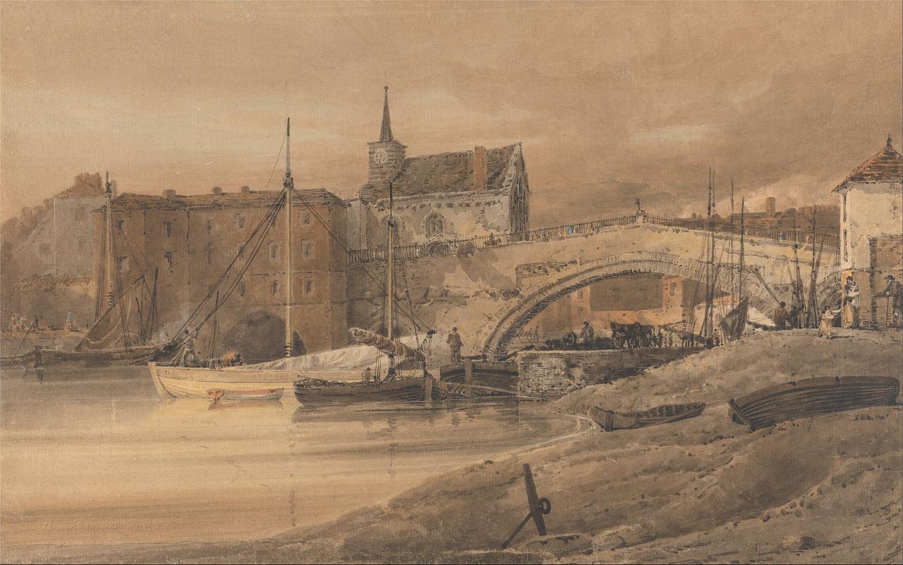 File Thomas Girtin Ouse Bridge York Google Art