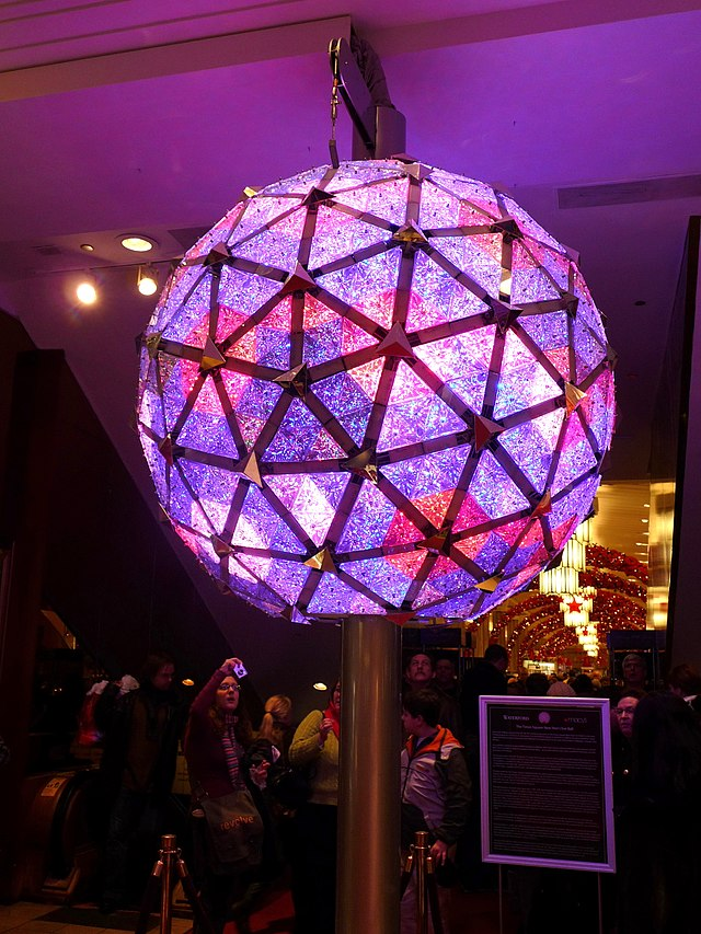 Times Square Ball   Wikiwand