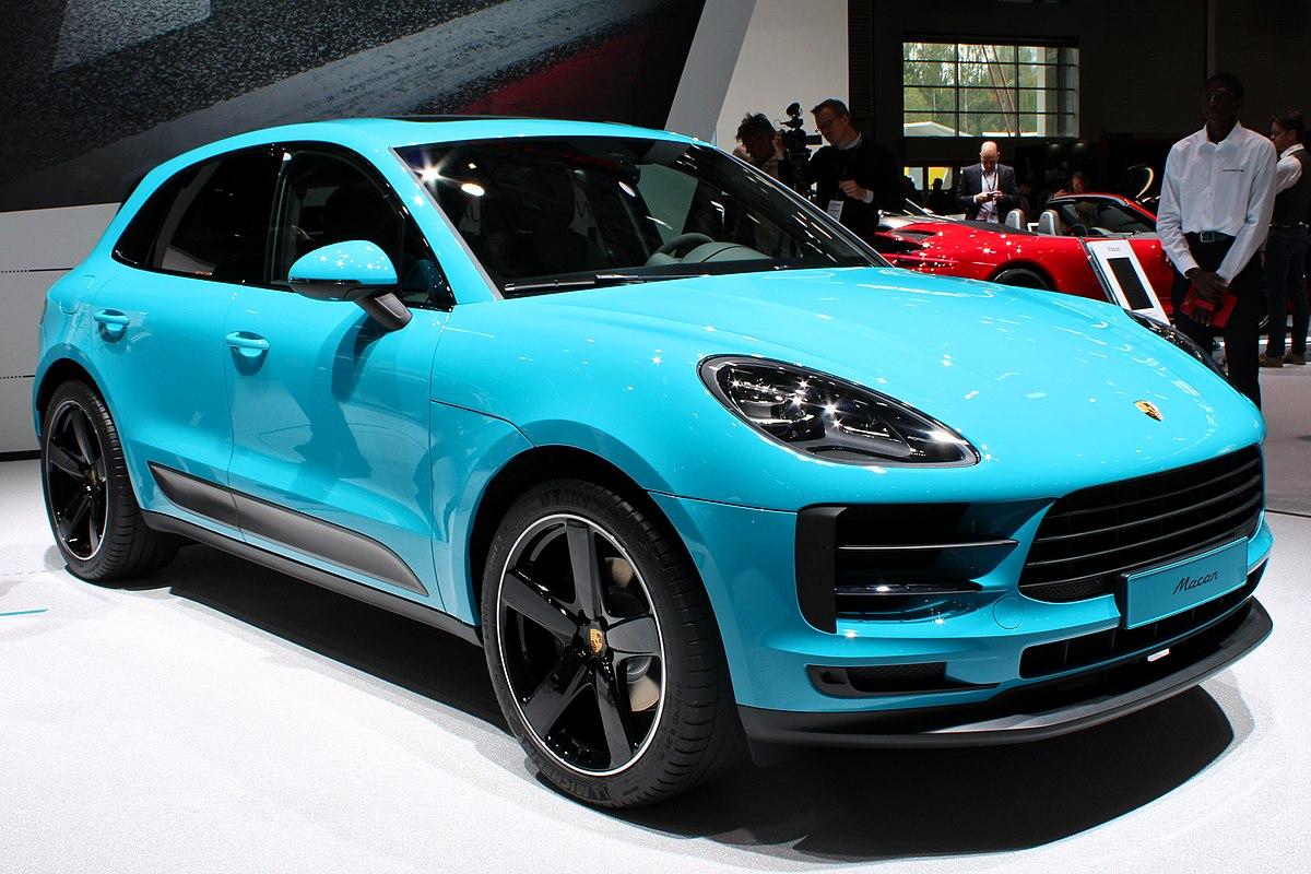 Porsche Macan Wikipedia