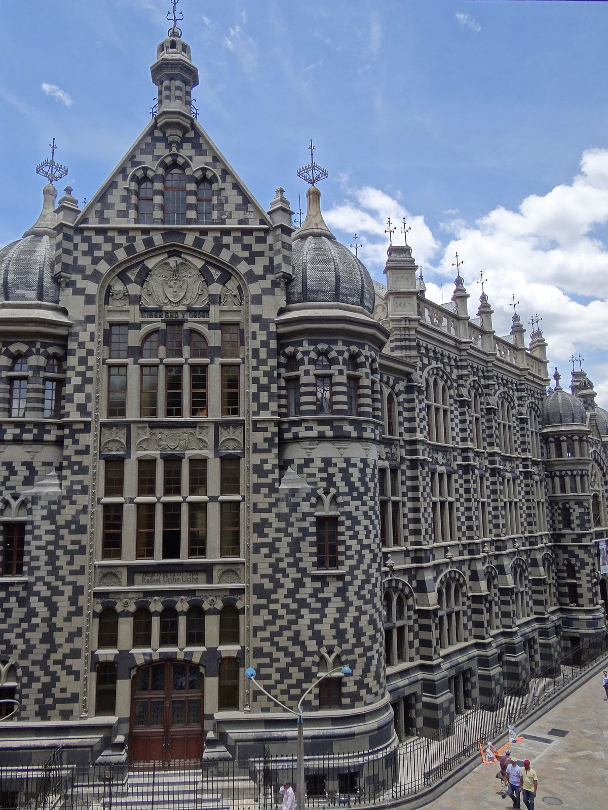 Rafael Uribe Uribe Palace Of Culture Wikipedia