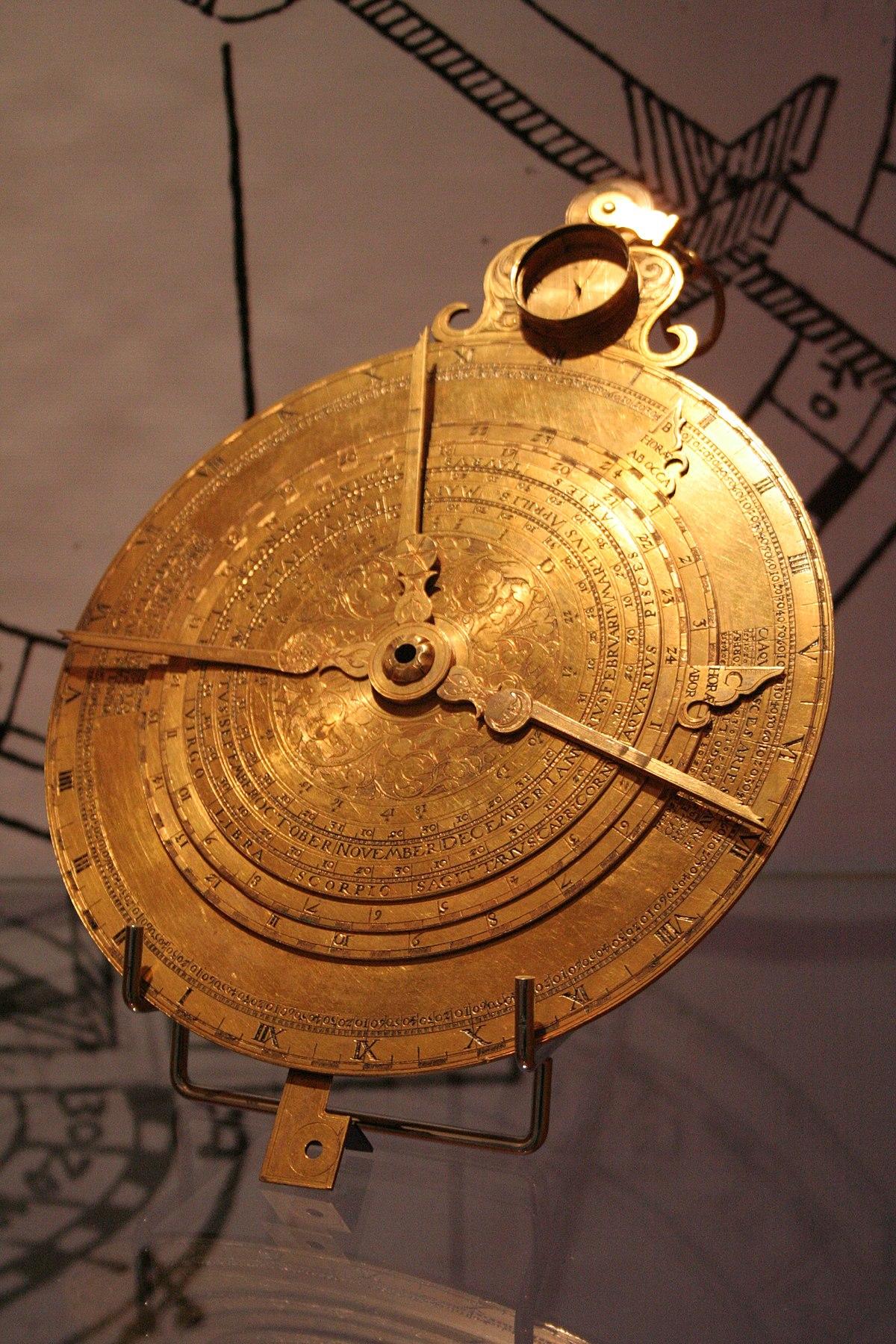 Nocturlabio Wikipedia La Enciclopedia Libre