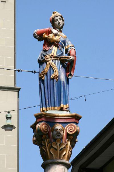 Anna-Seiler-Brunnen - Wikipedia