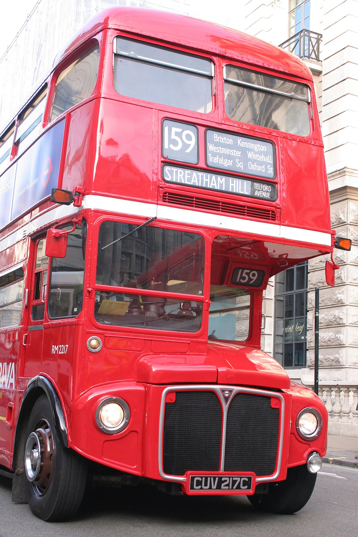 Routemaster Bus Rm2217 Wikimedia Commons