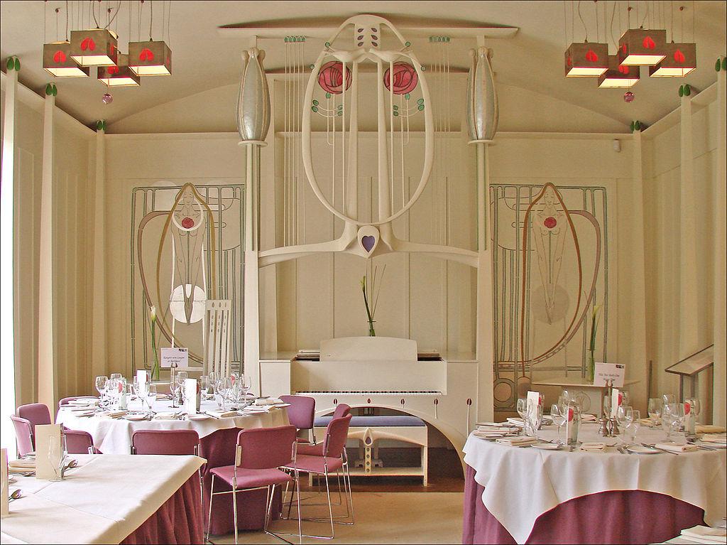 File Le Piano Du Salon De Musique House For An Art Lover