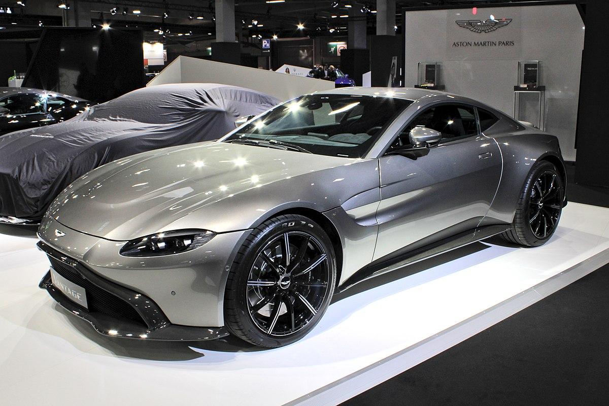 Aston Martin Vantage (2018) - Wikipedia