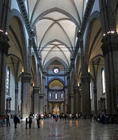 Florence Cathedral   Wikipedia Interior of the cathedral
