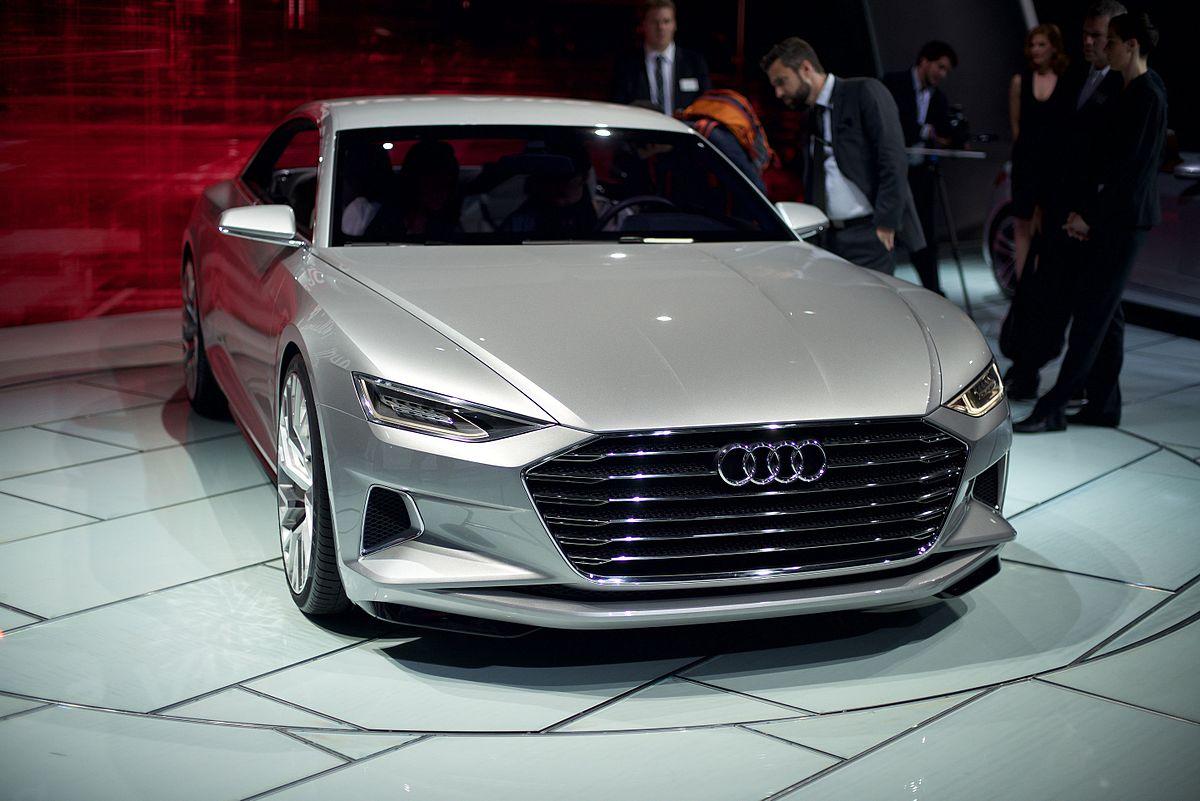 Audi Prologue Wikipedia
