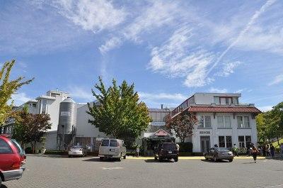 Granville Island Hotel - Wikipedia