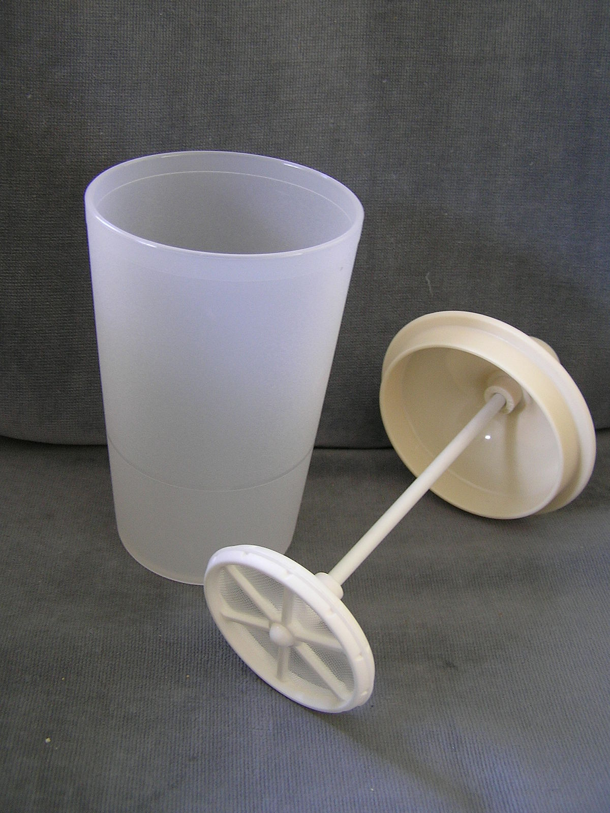 Milk Frother Wikipedia