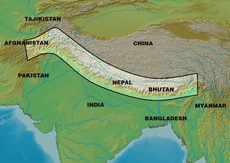 Himalayas - Simple English Wikipedia, the free encyclopedia