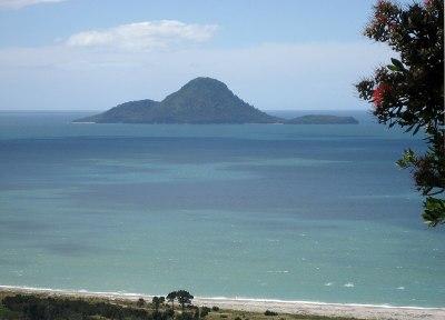 Moutohora Island - Wikipedia