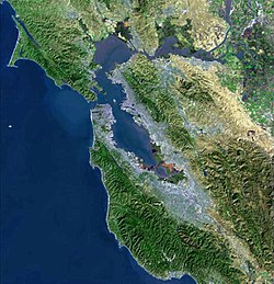 List of cities and towns in the San Francisco Bay Area   Wikipedia San Francisco Bay Area