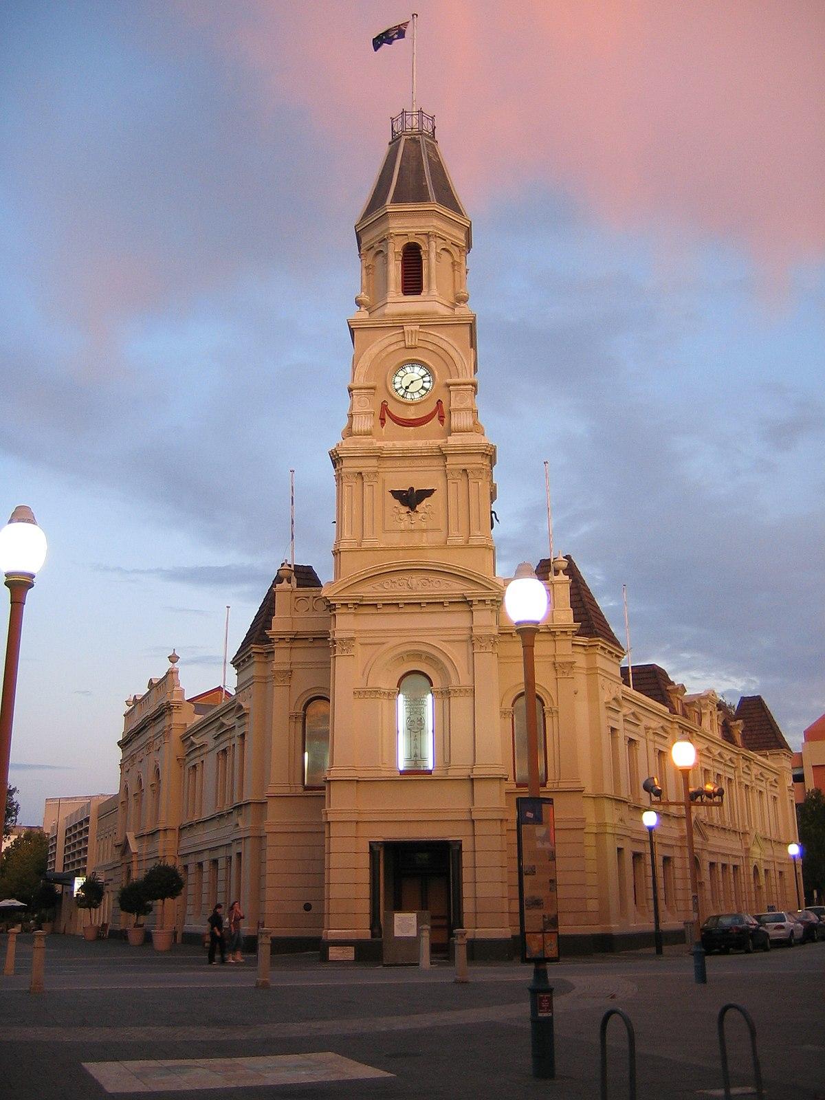 Fremantle Town Hall Wikipedia
