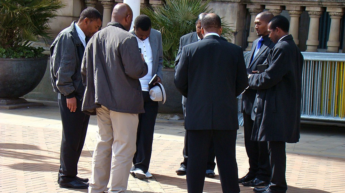 Prayer meeting - Wikipedia
