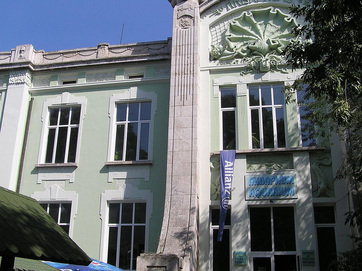 Varna Aquarium Wikipedia