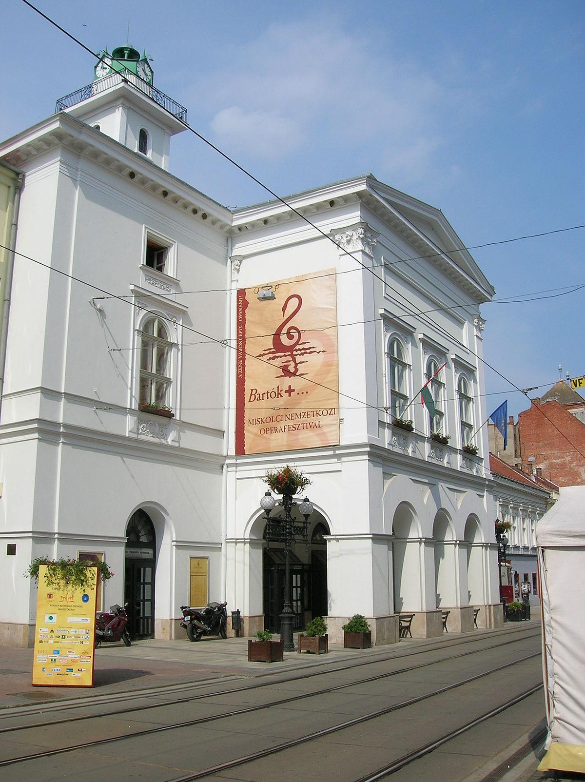 National Theatre Of Miskolc Wikipedia