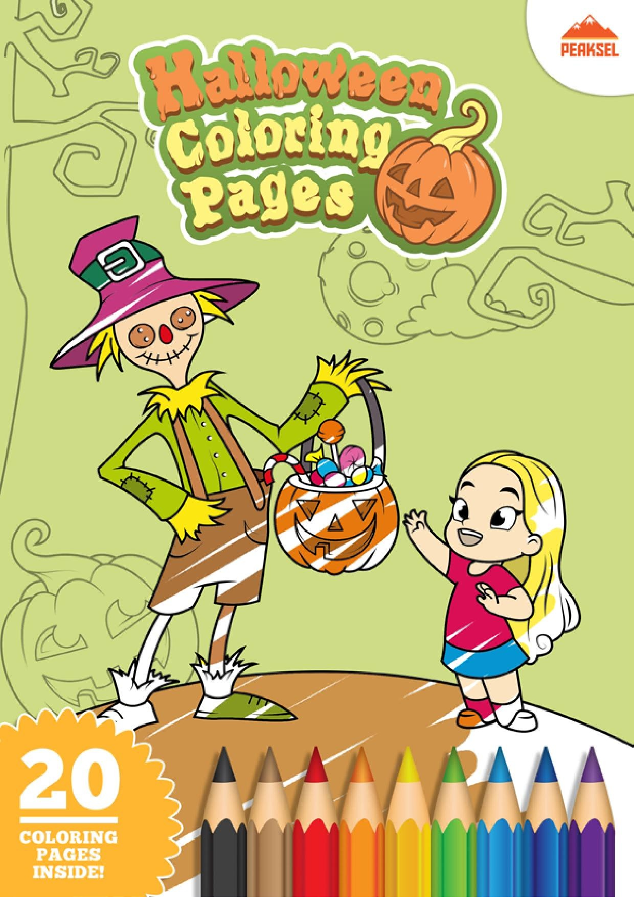 File Halloween Coloring Pages Pdf Pdf Wikimedia Mons