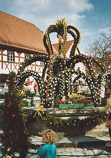 Osterbrunnen Wikipedia