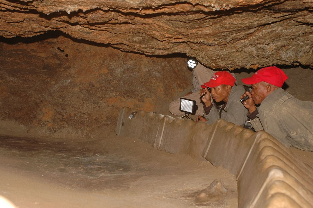 Tracking In Caves Wikipedia