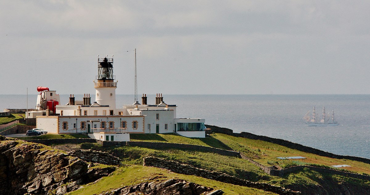Sumburgh Head Lighthouse Wikipedia