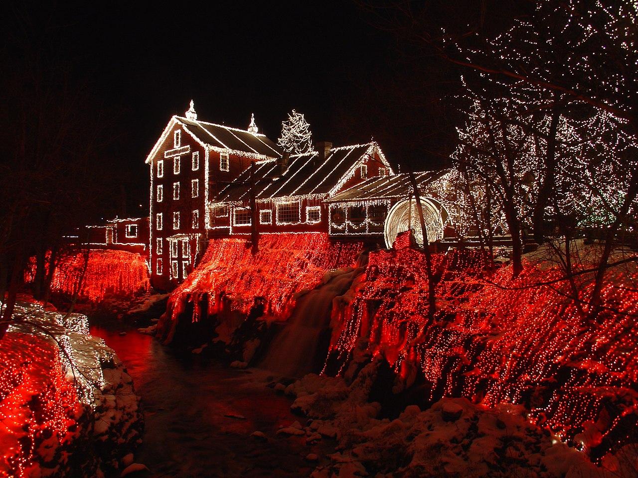 Clifton Mill Lights