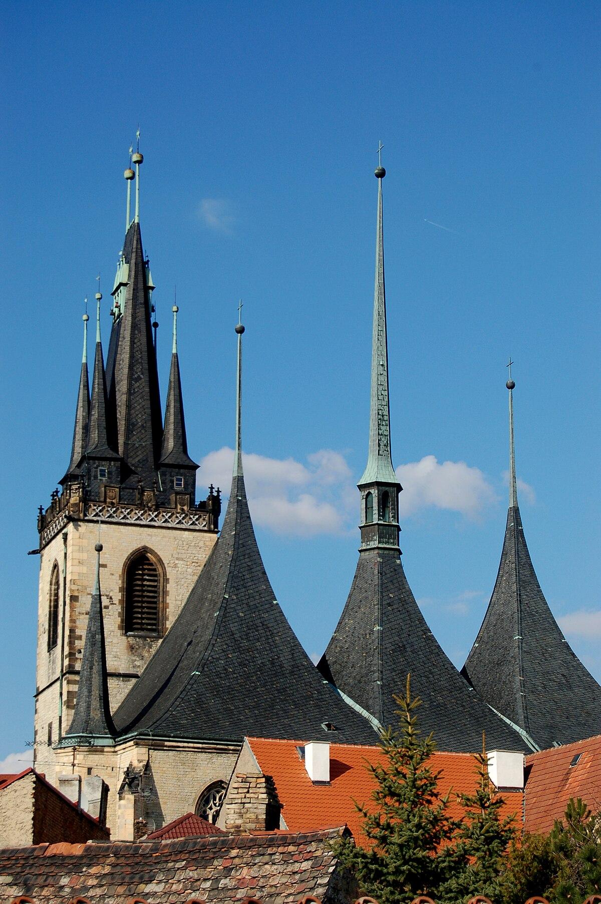 St Nicolas Church In Louny Wikipedia