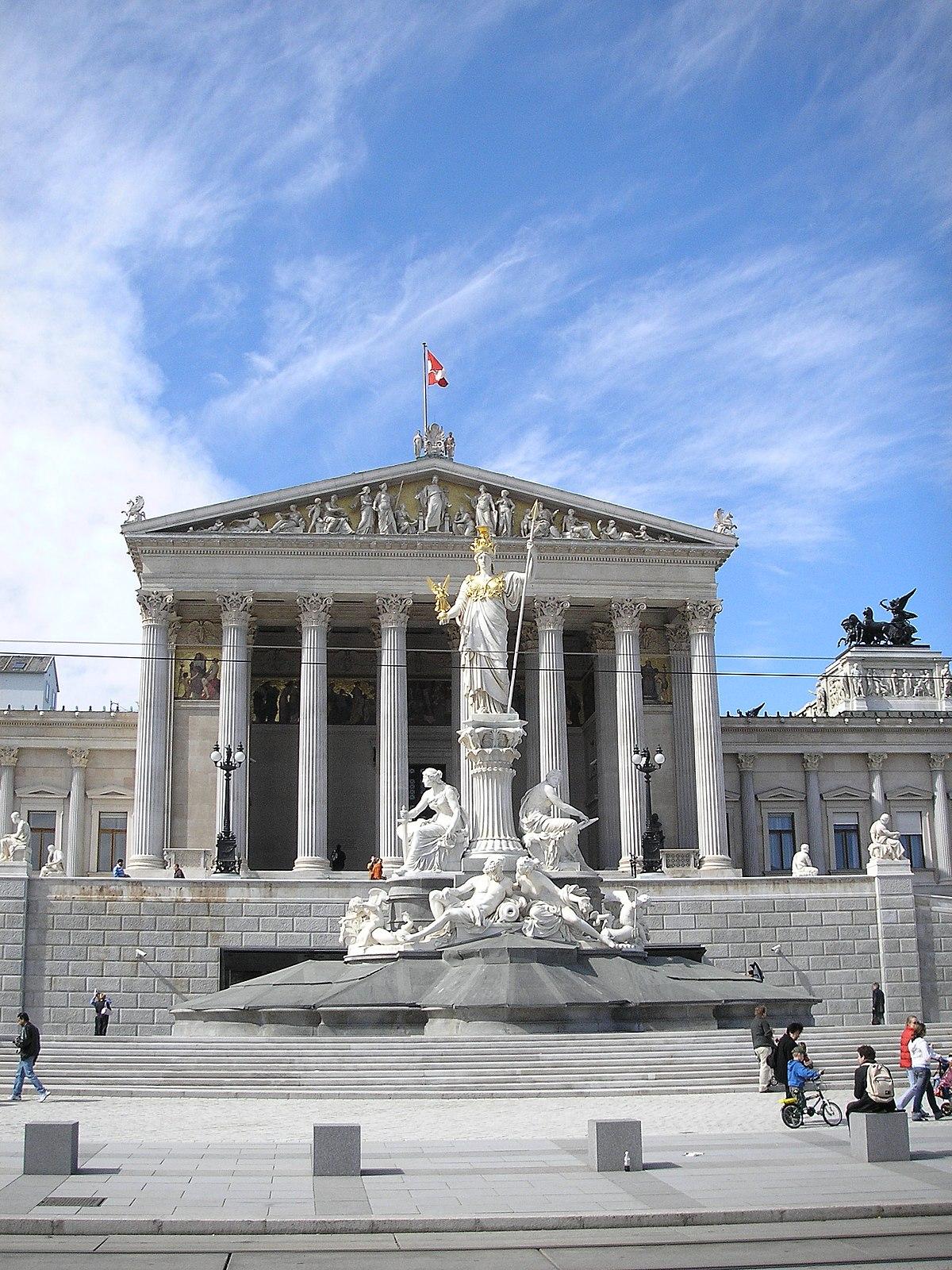 Parlamentsgeb 228 Ude Wien Wikimedia Commons