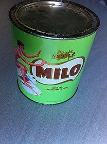 Milo Drink Wikipedia