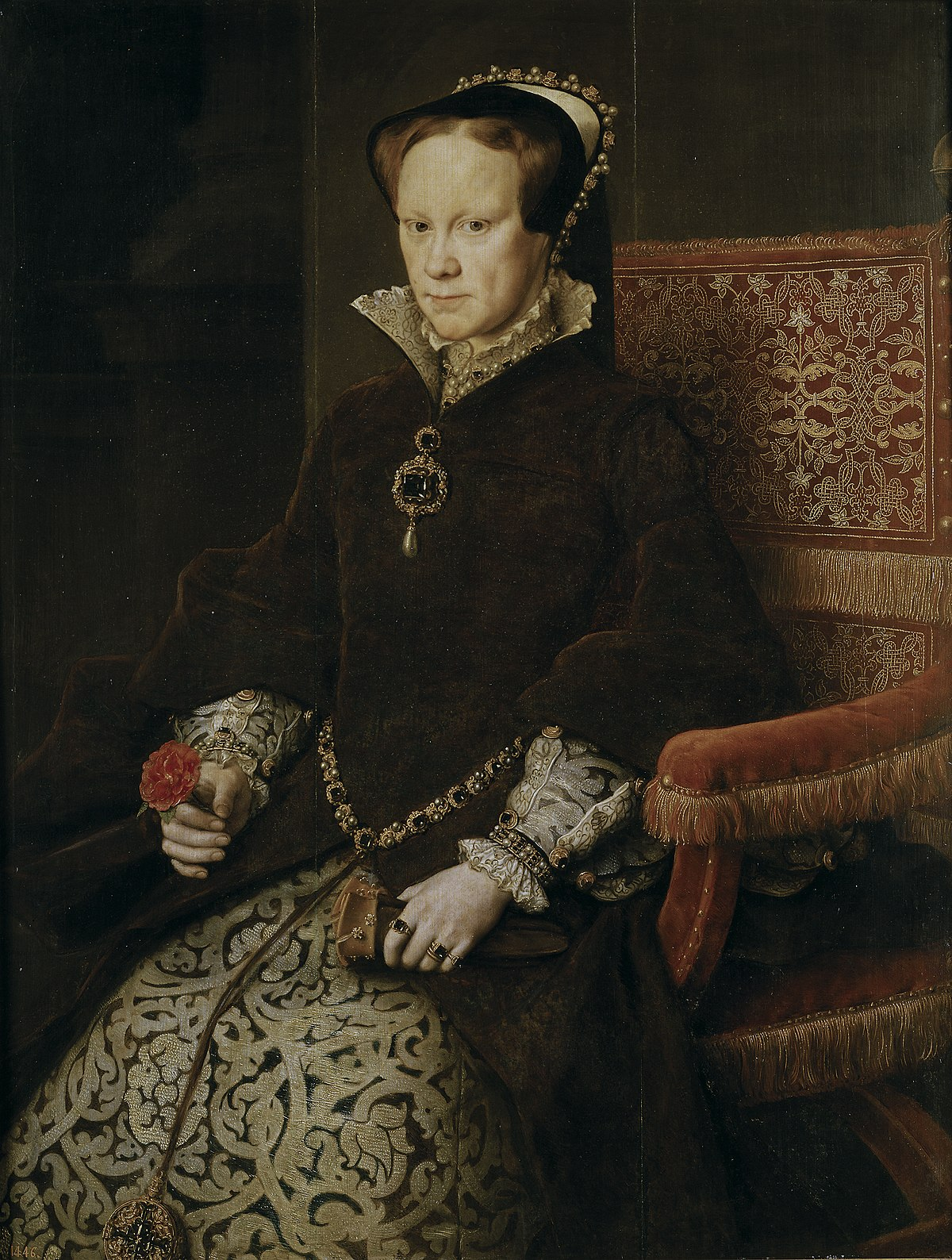 Mary I Of England Wikipedia