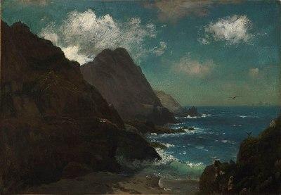 File:Albert Bierstadt - Farallon Islands, California (c ...