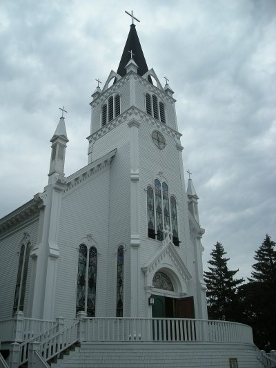 Sainte Anne Church (Mackinac Island) - Wikipedia