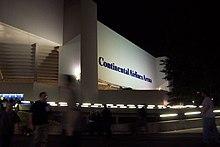 Meadowlands Arena - Wikipedia